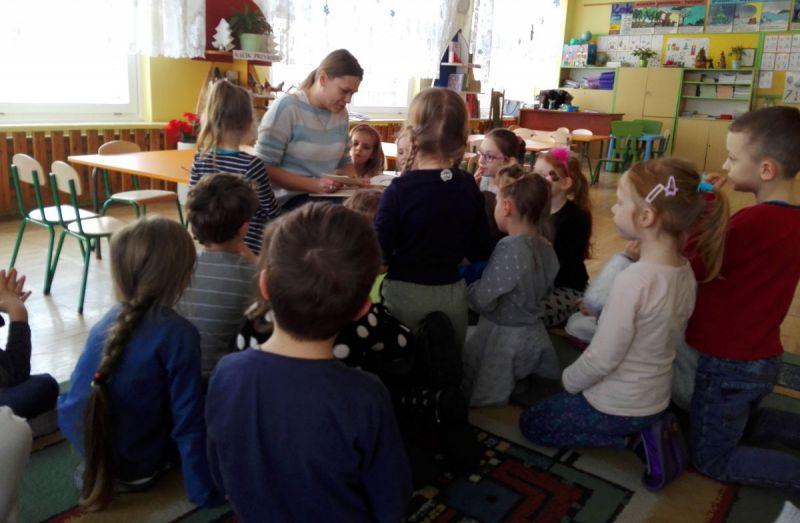 Tulipany Przedszkole Samorządowe Nr 35 W Kielcach